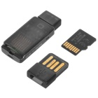 KINGMAX Clase 10 de 32 GB TF / tarjeta micro SDHC + TF Card Reader Set