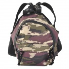 Doglemi DM30095 Canvas Pet Dog Outdoor Bag - Camouflage (Size L)