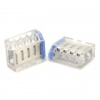 3-Hole Wire Cable Quick Joint / Connector (2 PCS)