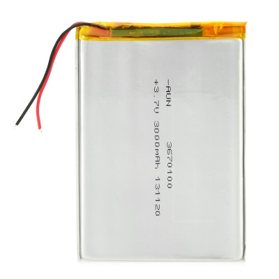 Replacement 3.7V 3000mAh Lithium Battery for 7~10