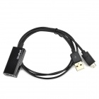 MyDP Slimport al adaptador del cable HD 3D HDMI USB para LG E960 Nexus4