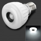 LetterFire E27 5W 70lm LED White Induction Light Bulb (85~265V)