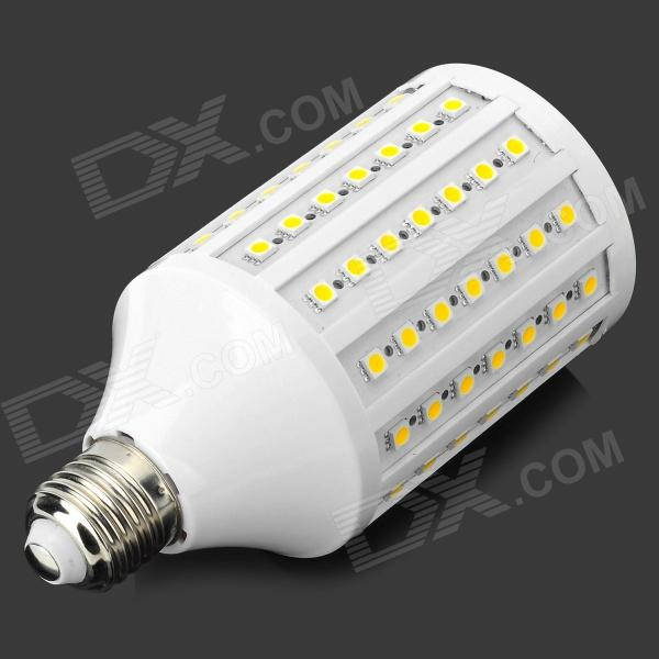 kx kx 262ymd e27 15w 1800lm 102 led warm white light bulb ac 220v free shipping dealextreme. Black Bedroom Furniture Sets. Home Design Ideas