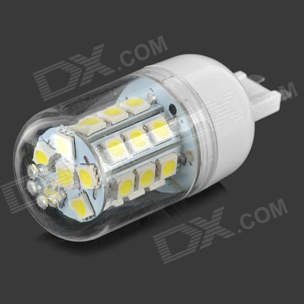 XYT G9 5.4W 540lm 6500K 27-5050 SMD LED White Light Lamp - White (120~265V)