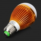 HESION HS01005A E27 5W 450lm 3000K LED Warm White Bulb - Golden (AC 85~265V)