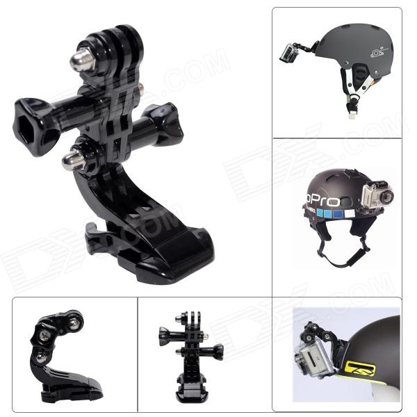 Fat Cat M-H3 Adjustable Helmet Mount for Gopro Hero 4/3+ / Hero3 / Hero2 / Hero / SJ4000 - Black цена и фото