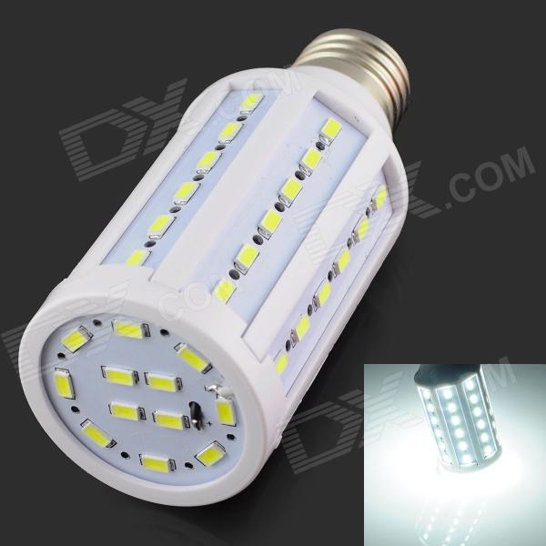 HZLED E27 12W LED Corn Light 1200lm SMD 5630 Cold White (AC 220~240V)