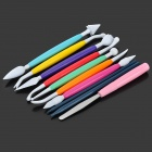 10-in-1 Cake Decoration Carving Modeling Tool Kit