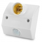 E27 LED PIR Motion Sensor Lamp Holder (AC 180~240V)