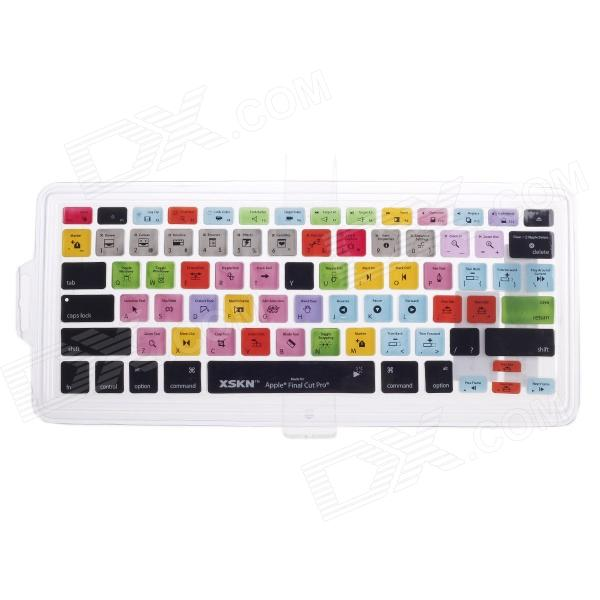 XSKN 799223332F02 Shortcut Function Keyboard Membrane for MacBook - Multicolored