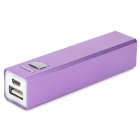 DD67 Mini Power Bank Case Enclosure w/ LED Indicator for Iphone 5C / 5s / 5 (1 x 18650)
