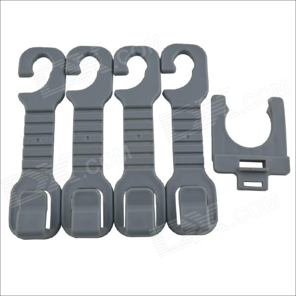 BE-01 Handy Hook for Headrest - Gray