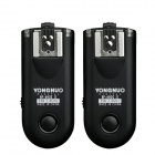 YONGNUO RF-603II-C1 16CH 2.4GHz Wireless Flash Trigger Transmitter Receiver Set for Canon 60D / 350D