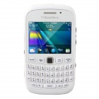 Refurbished BlackBerry9320 Full Keyboard Smart Bar Phone - White