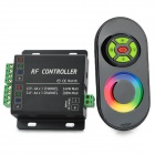 PMW Drahtlose Multifunktions-LED RGB Strip Music Halb Touch-RF-Controller Musik w / Memory-Funktion