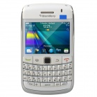 Refurbished BlackBerry9700 Full Keyboard Smart Bar Phone - White