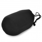 Water Resistant Protective Lens Bag Pouch for DSLR - Black (XL/L/M/S)