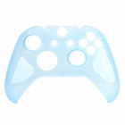 Protective Plastic Cover for XBOX One Controller - Transparent Blue