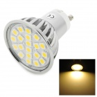 GU10 3.5W 230lm Warm White Light 20-SMD 5050 LED Spotlight (AC 220~240V)