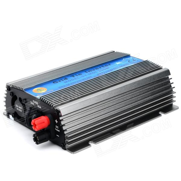 SUN-YOUNG DC 10.5~28V to AC 230V 300W Grid Tie Inverter for Solar Panel - Iron Grey (DC 10.5~28V) unitoptek outdoor 2mp tvi camera 1080p ir bullet weatherproof 20m ir bullet security cctv hdtvi camera 720p work for tvi dvr