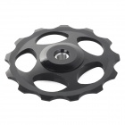BH-01 Aluminum Alloy Bike Rear Derailleur Guide Pulley Wheel - Black