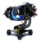 Brushless Gimbal Camera Mount w/ Motor & Controller for Gopro Hero 3 / 3+ - Black + Grey
