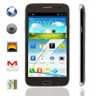 "KICCY F7102 Dual-Core Android 4.2 WCDMA Bar Phone w/ 5.0"", Wi-Fi , GPS - Grey"