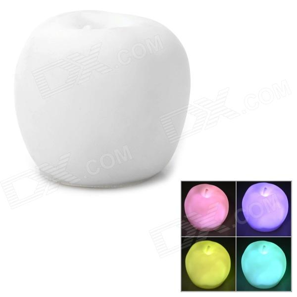AP-q Apple Style 1-LED Bulb - White (3 x AG13 Button Cells)