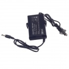 XD-1215 12V 2A Special Power Supply for Camera - Black (US Plug / AC 100~240V / 5.5 x 2.1mm)