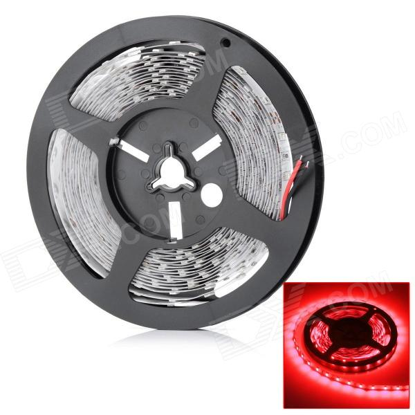 90W 9000lm 650nm 300 x SMD 5630 LED luz roja coche decoración lámpara Strip - (5m / 12V)