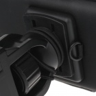 M09 Motorcycle Bicycle Water Resistant Holder / Stand for Iphone 4 / 4s - Black
