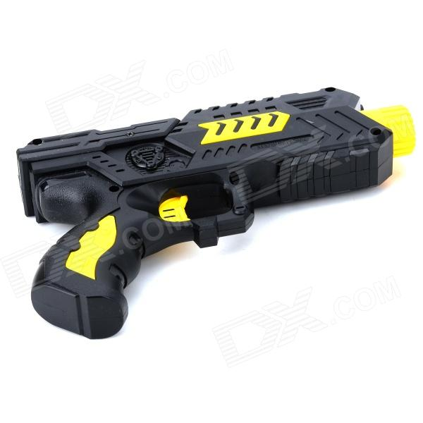 Cool Toy Guns : M cool pc bb guns toy sponge bullets set black