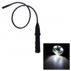 1.3mm Waterproof CMOS Flexible Endoscope w/ Wi-Fi / 4-LED for Android Phones / Iphone - Black