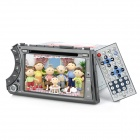 "KLYDE KD-7066 7.0"" Touch Screen Android 4.0 Car GPS DVD Player w/ Wi-Fi for SsangYong Actyon Sports"