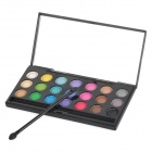SeSe 01 Makeup 21-Color Eyeshadow Palette - Multicolored