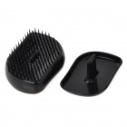 Magia Healthy Hair Care Resina Massagem Comb - Preto + Laranja