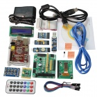 Raspberry Pi Evaluation Development Board / RPi B / DVK511 / Case / Heat Sinks / LCD / PCF8563 RTC