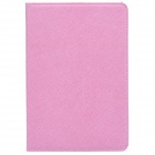 Stylish Protective PU Leather Case Cover Stand for Retina Ipad MINI - Pink