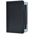 Protective PU Leather Case Cover Stand for Retina Ipad MINI - Black