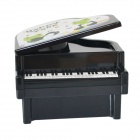 DEDO MG-127 Kids Money Pot Piano Money Pot Suitable for Kids Gift - Black