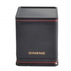 QINENG HH-084 360 Degree Rotation Cube Holder for Iphone / Samsung / / HTC + More - Black + Red