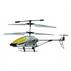 Xinhangxian S041G 3.5-CH Rechargeable Waterproof Crashproof R/C Helicopter - Yellow + White