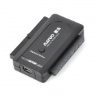 MAIWO K130 - U2IS USB 2.0 to SATA Hard Drive Adapter - Black