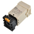 DH48J-A Digital Counter Relay - Yellow + Black + Transparent