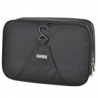 Creeper Water Resistant Travel Oxford Fabric Wash Bag - Black