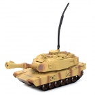 JD805 4-CH Wi-Fi Control Wireless Scouting Tank - Desert Camouflage