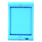 Protective Silicone Back Case for Ipad AIR - Blue