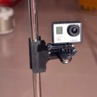 Fat Cat M-CL Clamp Mount for Gopro Hero 4/ 3+ / 3 / 2 / 1 / SJ4000 / Universal Cameras