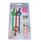 DEDO MG-31 High Notes Pencil Stationery Set 6 - Multicolored