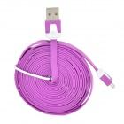 USB 2.0 Daten-/ Ladekabel für Amazon Kindle Touch / 3/4 / Kindle Fire / Feuer HD - Purple (300CM)